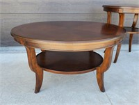Quality Drexel Heritage Coffee & End Table Set