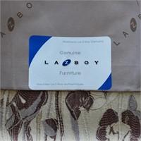 Contemporary La-Z-Boy 2 Cushion Loveseat