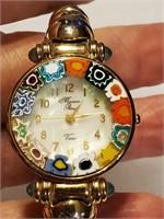 Five Vintage Mens & Lady's Wrist Watches Seiko Etc