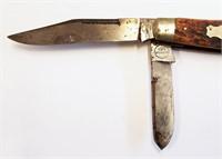 Vintage Remington UMC 3 Blade Jack Knife R3873