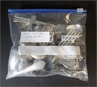 684 Grams Solid Sterling Silver Scrap 21+ Troy Oz