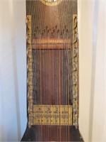 Antique 1920s Ukelin String Musical Instrument