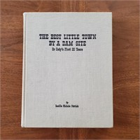 BOOK Cody WY Best Little Town By A Dam Site 1968