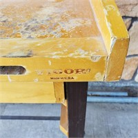 Vintage VIGOR Watch Maker's Work Bench