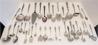 Reed & Barton & Other Silverplated Flatware