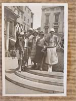1925 European Tour Photo Album Berengeria Ship