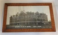 Antique Photos 1919 Ohio State & York NE IOOF Home