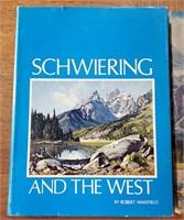 2 BOOKS About Wyoming Artist Conrad Schwiering