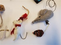 Fun Collection of Mouse Ornaments & Knick Knacks