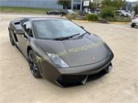 2011 Lamborghini Gallardo LP-550-2