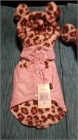 """Cute pink jacket with more ears XL=13"""" Reg $68"""