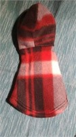Red check fleece jacket XL Reg $35