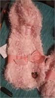 """Beautiful pink coat size 1 size 2=8"""" Reg $60"""