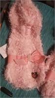 """Beautiful pink coat size 3 size 2=8"""" Reg $60"""
