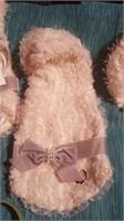 """Beautiful cream coat 3 size 3=9.5"""" Reg $60"""
