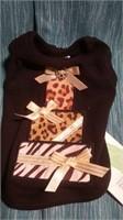 """Black 'gifts' shirt XS=8"""" Reg $42"""