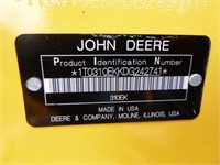 2013 John Deere 310K EP Loader Backhoe