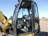 2018 Yanmar SV100-2A Hydraulic Excavator