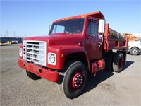 1988 International 1754 S/A Dump Truck
