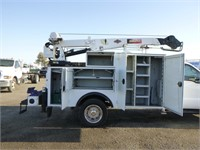 2011 Ford F550 Mechanics Truck