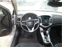 2012 Chevrolet Cruze Sedan