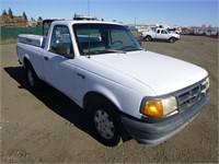 1993 Ford Ranger Pickup Truck