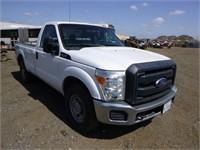 2016 Ford F250 Pickup Truck