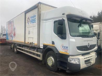 2012 RENAULT PREMIUM 380 at TruckLocator.ie