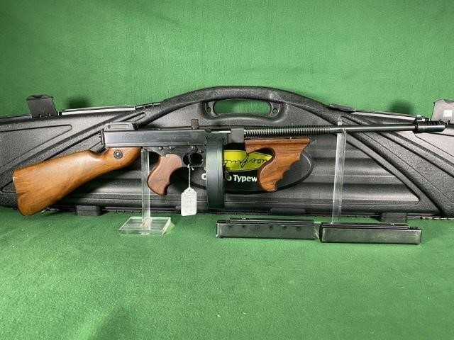 Auto Ordnance Model 1927 A1 Rifle, 45 Acp.