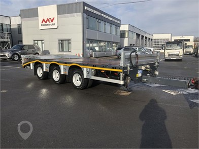 2020 NUGENT ENGINEERING 3 Axle Drawbar at TruckLocator.ie