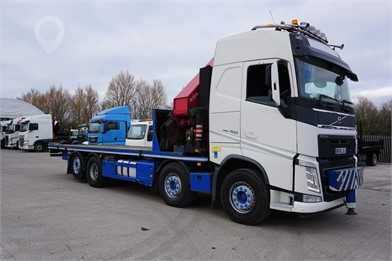 15 VOLVO FH460 at TruckLocator.ie