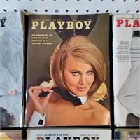 Eight 1967 & 1968 PLAYBOY Magazines Sharon Tate