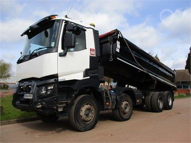2014 RENAULT K430 at TruckLocator.ie