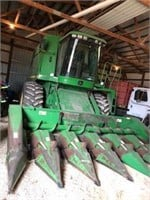 Sandy Werch Farm Machinery