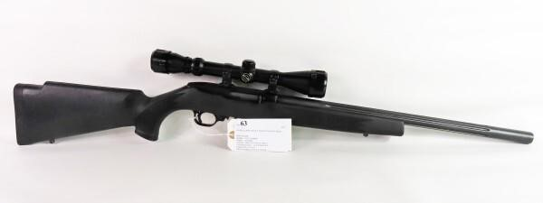 RUGER .22 WIN MAG R.F. SEMI AUTOMATIC RIFLE