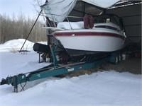 1996 SATURN 27FT CLUE II DEEP WATER FISHING BOAT