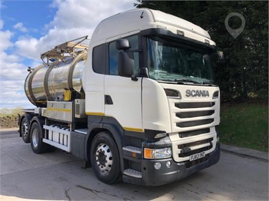 2013 SCANIA R500 at TruckLocator.ie