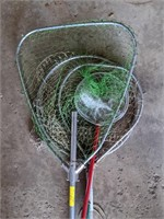 Lot of Fishing Nets