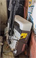 Craftsman 1/2hp Garage Door Opener w/ Track