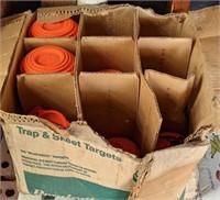 Partial Box of Remington Clay Pigeons