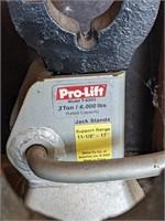 Pro-Lift 3ton Jack Stands