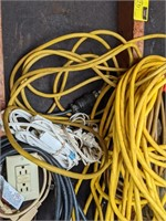 Lot of Various Extension Cables
