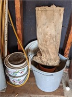 Lot of Misc Gardening Supplies and more