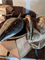 Large Lot of Plastic Duck Decoys