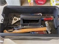 Stacking Tool Box w/ Tools