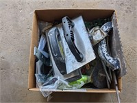 Lot of Masonry and Other Tools