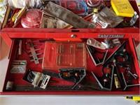 Craftsman Tool Box w/ Contents