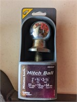 Trailer Drop Hitch w/ Two 2in Balls