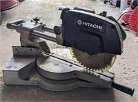 Hitachi 8-1/2in Slide Compound Saw