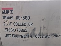 NIB Jet Dust Collector Model: DC-650